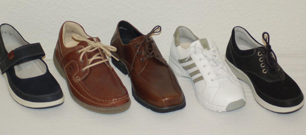 Sko fodtøj Bandagist og Sko og Butikken fodtøj f6w6aC